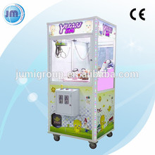 venta caliente juguete máquina de la grúa