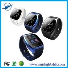 smart watch 2015, portable wrist m26 bluetooth smart watch