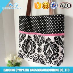 new eco customized cotton tote bags with printing
