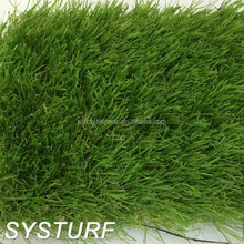 4 color natural looks landscaping plastic turf for swimming pool