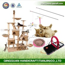 BSCIFactory Wholesale Cat Tree Cat Products Pet Products