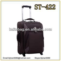 2013 spinner shengyakaite eva royal leisure convenient trendy eminent custom made nylon carry-on luggage