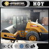 xcmg xs163j 16t single drum road roller vibratory roller for sale