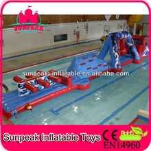 Water Playing Toys,Floating Inflatable Water Play Equipment