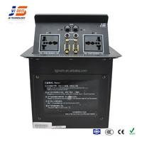 JS-552+ office desktop power and data socket box