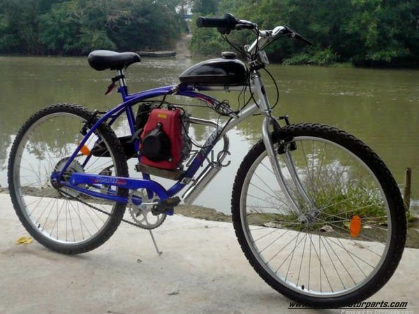 4 stroke 50cc engine for bicycle refit kit buy diesel for Little motors for bicycles
