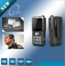 2015 year excellent quality Ambarella china parter Police equipment police walkie and talkie
