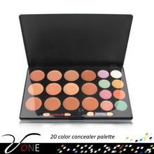 New 20 Color Concealer Camouflage Professional Makeup Cosmetic Palette Set+2 PEN