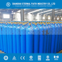 ISO/GB/DOT Standard Portable Gas Cylinder Sizes