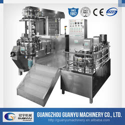 100% Warranty 200L One-Way Mixing Vacuum Oil And Grease Emulsifying Emulsifier