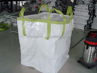 china building material eco friendly products wood pellet plastic bag jumbo bags storage sack construction garbage bags