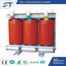 New China Products For Sale Two Winding Laminated Core 3 Phase 11Kv/ 33 Kv 5 Mva Dry Type Transformer