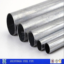 The Rapid development of Pre-Galvanized steel pipes