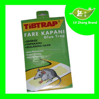 powerful paper board mouse glue trap