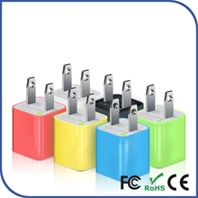 5V 1A Mobile Phone USB Charger For iPhone
