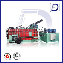 hot selling scrap metal compactor with certification