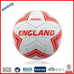 PVC country soccer balls with different Sizes