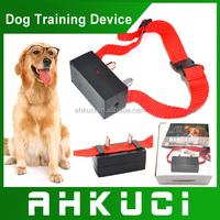 Humanized Less Painful Dog Training Collar Electric Shocks Pet Bark Stop collar Anti Bark Dog Shock Collar