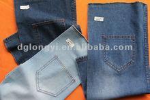 8 oz Twill cotton denim fabric 2012