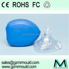 mouth to mouth cpr pack with valve