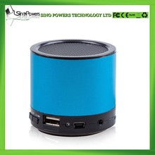 Factory price multifunction wireless mini bluetooth speaker support TF card and FM and smart voice handsfree