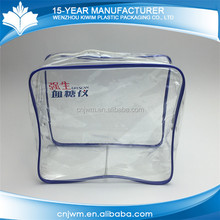 2015 zhejiang new product customized clear pvc new design plastic bag for gifts