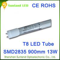 wholesale price home 13w 2013 high quality t8 red tube tuv tube led tube 8tube
