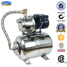 Stainless steel Shallow Well Jet Pump and Tank - water pumps