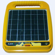 Large terminals Lanstar portable &durable solar farm manager fence energizer waterproof & dustproof