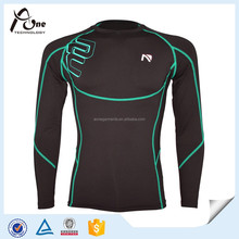 Long Sleeve Compression Running Wear for Men