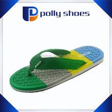 2015 new fashion beach mens best eva slippers