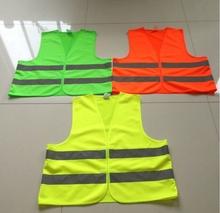 Hi-vis Working Safety Vest Clothes conforms to EN471/ISO20471