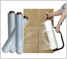 80Gauge/70Guage Stretch Film Pallet Wrap Export to USA