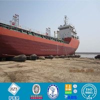 factory direct selling marine rubber airbag for ship launching and moving