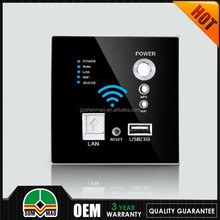 Best quality home automation wifi smart home touch switch 6 key