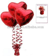 2012 hot selliing foil balloon weights