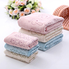 EAswet hotel hot sale microfiber fabric baby shower towel favors