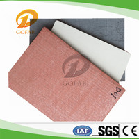 Green Building Material Mgo Fireproof Board