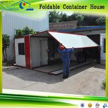 Steel Frame Fast Installation Container House