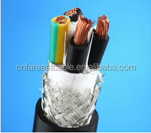 Flexible PVC Control Cable Wire