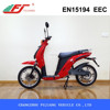 350W cheap battery power electric scooter with EEC