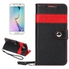 brand name phone case PU Leather leather case for galaxy s6 edge