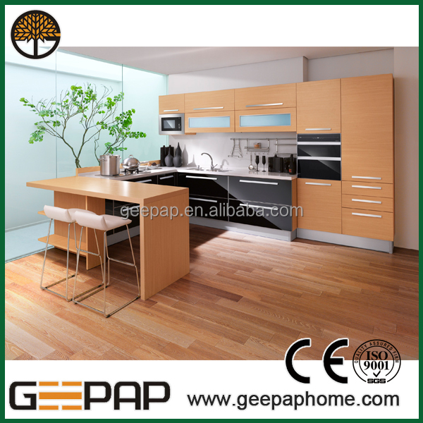 2015 customized cheap modern kitchen cabinets design buy cheap kitchen cabinets modern kitchen for Cheap modern kitchen designs