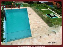 china supplier tempered glass for swimming pool/12mm glass for aquarium