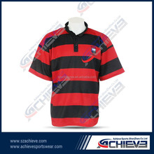 2015 New designed cheap custom sublimated rugby league jerseys rugby club shirts for wholesale