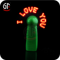 Valentine's Day Gift Ideas Gift Item Led Promotional Fan