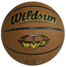 2015 new design custom basketball ball