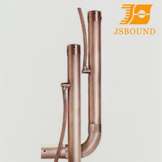 Ground Copper Electrode : Cobre eletrodo terra barras de id do produto