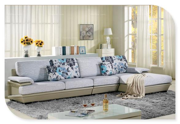 Living room furniture l shape sofa dubai sofa furniture - Sofas italianos modernos ...