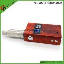 Variant Unik wood box 10 Top selling smy orignal 260w box mod smy260